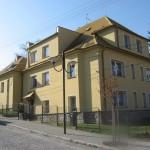 DPS Vítkov, Lidická 608 v DPS je kancelář pečovatelek